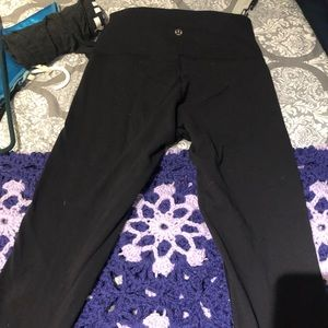 Wunder Unders size 4 High waisted